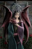 ANNE STOKES- SOUL MATE -DRAGON GREETINGS CARD